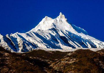 Peak of Manasalu