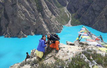 Phuksundo Lake, Lower Dolpa Trek